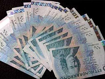 Курс кроны к доллару